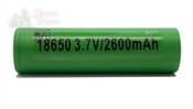 SONY 18650 2600MAH HIGH DISCHARGE FLAT TOP