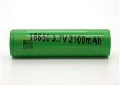 SONY 18650 2100MAH HIGH DISCHARGE FLAT TOP BATTERY