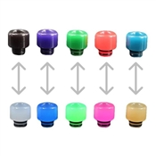 BLITZ 510 COLOR CHANGING DRIP TIP