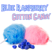 BLUE RASPBERRY COTTON CANDY E-LIQUID