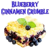 Blueberry Cinnamon Crumble E-Juice
