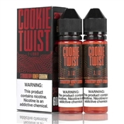 COOKIE TWIST TWIST BERRY AMBER - 2 PACK