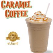 Best Caramel Coffee Cream  E-Liquid