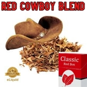 RED Cowboy Blend Tobacco E-Liquid (USA Mix)