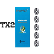 FREEMAX TX2 MESH REPLACEMENT COILS - 5 PACK