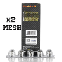 FREEMAX X2 MESH REPLACEMENT COILS - 5 PACK