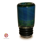 510 Pyrex Glass Drip Tip Fancy