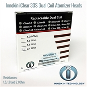 INNOKIN ICLEAR 30S REPLACEMENT COILS 5 PACK