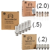 INNOKIN ISUB REPLACEMENT COILS - 5 PACK