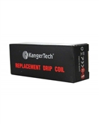 KANGER DRIP BOX REPLACEMENT COILS - 3 PACK