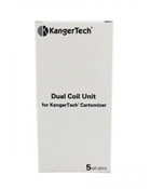 KANGER PREMIUM  BOTTOM DUAL  REPLACEMENT COILS