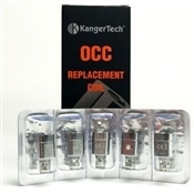Kanger Horizontal Subtank and Subtank Plus Replacement OCC (Organic Cotton Coils)