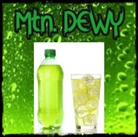 USA Made Mountain Dew Vapor Juice