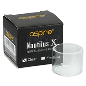 Replacement Glass Tank for a Aspire Nautilus X