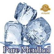Pure Menthol Flavored E-Liquid