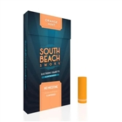 SBS CARTRIDGES ORANGE MINT - 5 PACK