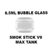 SMOK STICK V9 MAX REPLACEMENT GLASS - 1 PACK