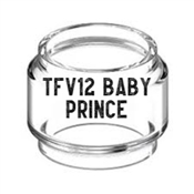 SMOK TFV12 BABY PRINCE REPLACEMENT GLASS - 1 PACK