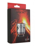 SMOK V12-Q4 REPLACEMENT COILS - 3 PACK