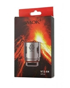 SMOK V12-X4 REPLACEMENT COILS - 3 PACK