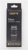 Aspire Triton Stainless Steel Coils  316L 5 Pack