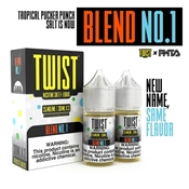 TWIST SALTS BLEND NO. 1 - 2 PACK