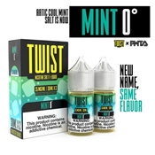 TWIST SALTS MINT 0° - 2 PACK