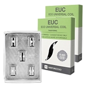 VAPORESSO EUC CLAPTON REPLACEMENT COIL - 5 PACK