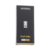 VOOPOO PNP-VM1 REPLACEMENT COILS - 5 PACK