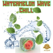 Watermelon WAVE Chill  With Menthol Vape E-Juice