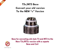 Base for T3s / MT3s Bottom Coil Clearomizer (BCC)